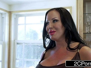 Wimpy Husband Discovers His Wife Is an Elite Prostitute Sybil Stallone   husbandprostitutewife
