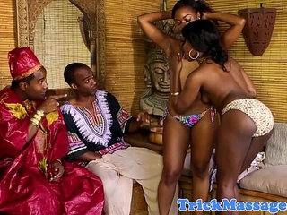 African masseuses grinding and fucking | africanmassage