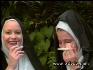 Nun Asks Fellow Sisters To Spank Her Bare Ass Punishing Her For Hot Dreams | assdreamssisterspanking
