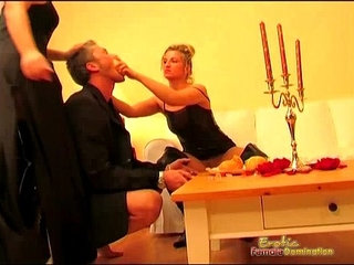 Goddess Mistresses Get Naughty In Front Of Their Slave | goddessnaughtyslave