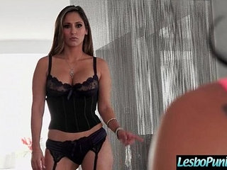 Punish Sex With Dildos Used By Lesbian Girls Reena Sky Morgan Lee vid   dildolesbianold manpunishment