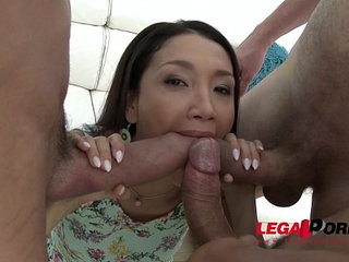 Vicki Chase brutal welcome to Legal Porno Airtight DP | brutallegal