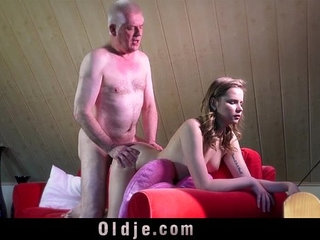 Experienced young escort ass rimming in the craziest fuck with old man | assescortold manrimmingyoung