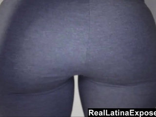 RealLatinaExposed Ava Alvares Shows Off Her Amazing Ass | amazing butt