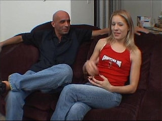 EasyDater Blond on a blind date get an unexpected creampie and freaks out | blondecreampiedatefreak