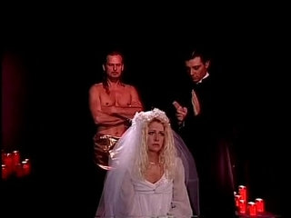 Sexual sacrifice of a bride fucked by pervert priest | brideperverts