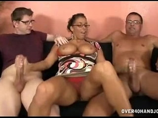 Busty Milf Meets Step son For The First Time   bustyfirst timestepson