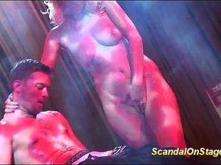 sexy Lap Dance on public stage | dancingpublicsexy