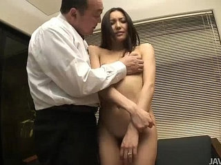 Nozomi Mashiros job interview includes tit and pussy sucking   interviewpussysucking