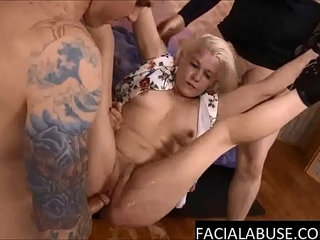 Nasty cunt does ass to mouth throat fucked to puke   ass to mouthcuntdeepthroatnasty